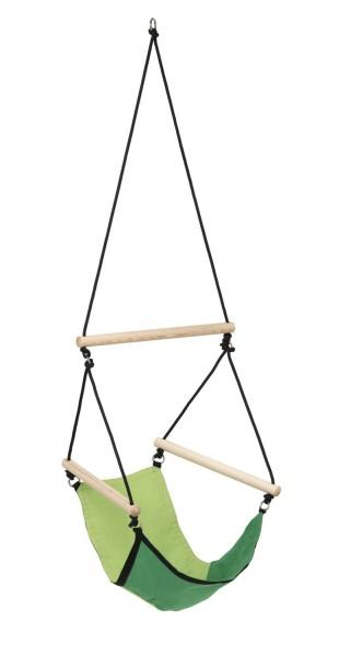AMAZONAS Hängesessel Kid's Swinger grün (ohne mit Gestell)