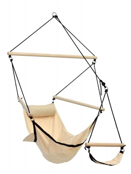 AMAZONAS Hängesessel Swinger beige
