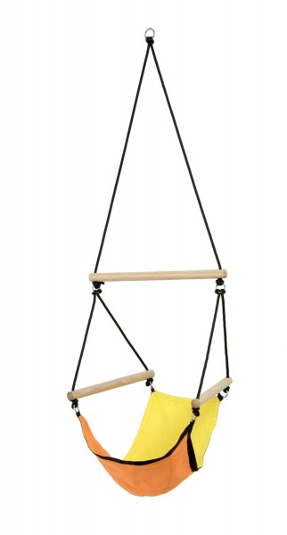 AMAZONAS Hängesessel Kid's Swinger gelb (ohne mit Gestell)