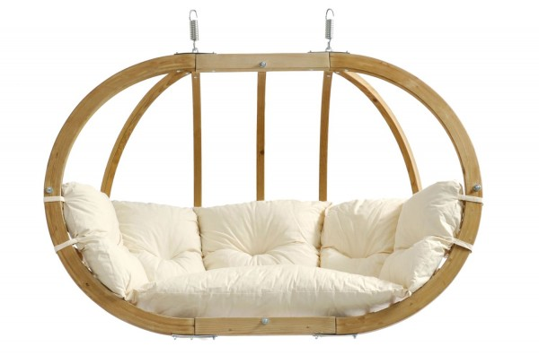 AMAZONAS Hängesessel Globo Royal Chair natur