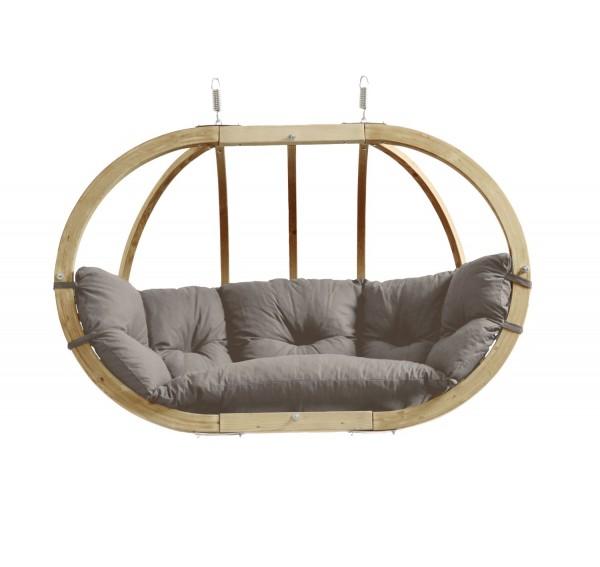 AMAZONAS Hängesessel Globo Royal Chair taupe wetterfest
